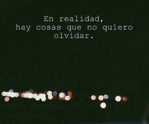 olvido, cosas, and frases image