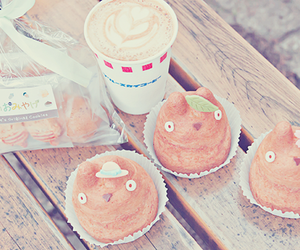 food, cute, and totoro image