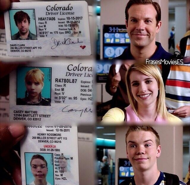 Image About Funny In We Re The Millers By Rosa