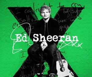 ed sheeran, ed, and x image