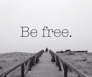 black, free, and be free image
