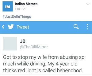 indian, red light, and traffic image
