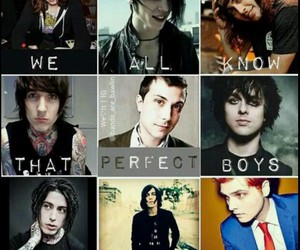 bands, boys, and green day image