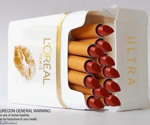 lipstick and l'oreal image