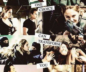 sheo, fourtris, and divergent image
