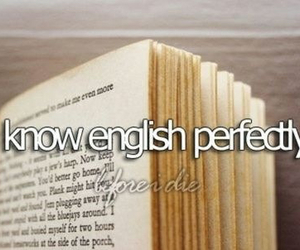 english, bucket list, and before i die image
