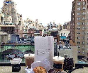 food, coffee, and city image