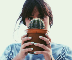 beautiful, blogger, and cactus image