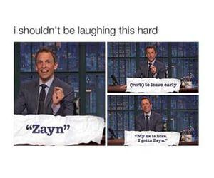 funny, meme, and zayn malik image