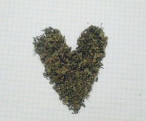 420, weed, and truelove image