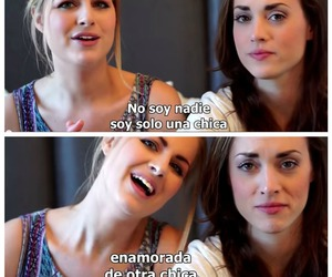 lesbians, rose and rosie, and love image