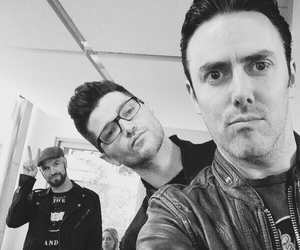 band, the script, and glen power image