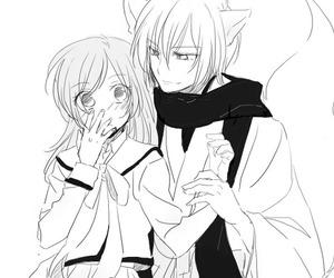 anime, kamisama kiss, and kamisama hajimemashita image