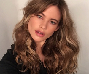 Behati Prinsloo, model, and hair image