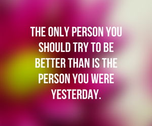 quote, better, and person image