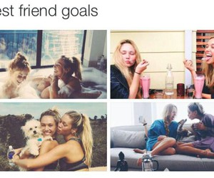 bff, love, and girlfriends image