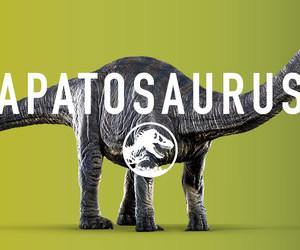 <3, dinosaur, and apatosaurus image