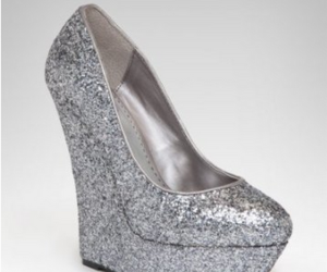 heels, high, and shoes image