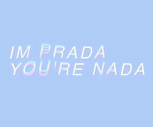 quote and Prada image