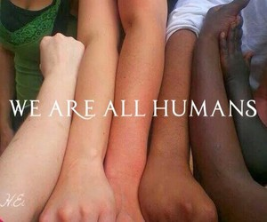 black, humans, and people image