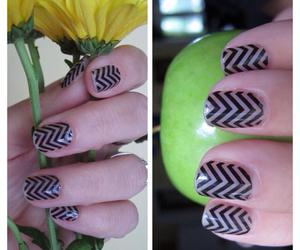 before and after, black, and chevron image