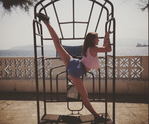 ballet, fitness, and photo image
