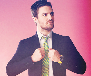 arrow, stephen amell, and beautiful image