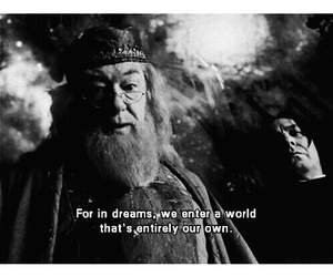 harry potter, book, and quote image