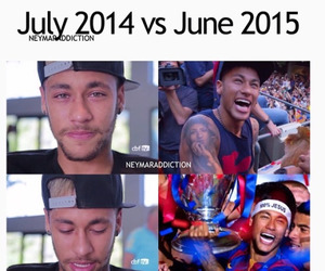 neymar, Barcelona, and brazil image