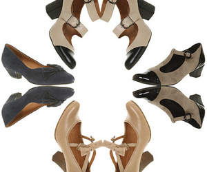 beautiful, bows, and shoes image