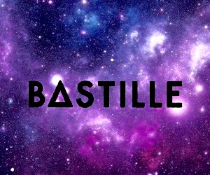 bastille, galaxy, and cool image