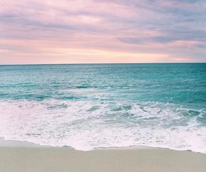 beach, beautiful, and sea image