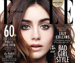 Elle and lily collins image
