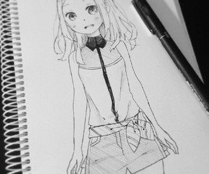 1000 Images About Anime Sketch On We Heart It See More About
