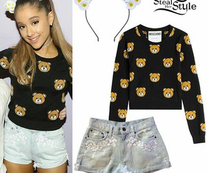 ariana grande, steal her style, and outfit image