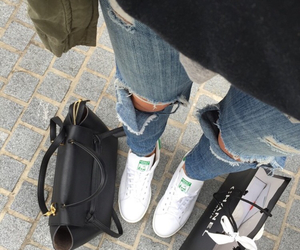 adidas, casual, and chanel image