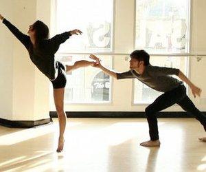 boy, dance, and girl image