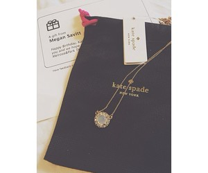 jewelry and kate spade image