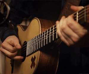 guitar, sheerio, and music image