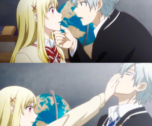 anime, shiraishi urara, and miyamura toranosuke image