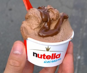 nutella and delicious image