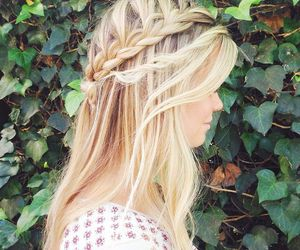 accessoires, beautiful, and blond image