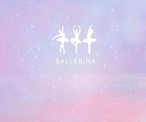 ballet, dance, and wallpaper image