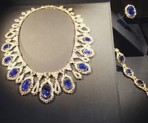 diamond, accessories, and gold image