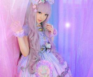 beautiful, fairy, and fairy kei image