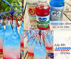 4, 4th of july, and drinks image