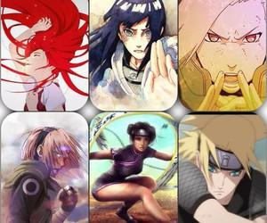 ten ten, sakura haruno, and ino yamanaka image