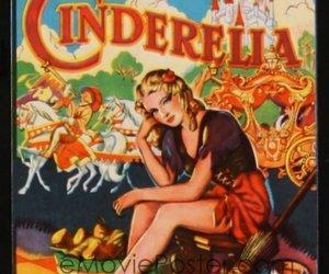 1930s, british, and cinderella image
