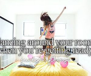 dancing, just girly things, and dance image