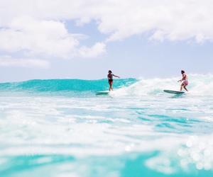 hawaii and surf image